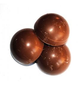 Dôme chocolat lait bio (1 pièce)