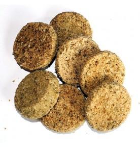 Biscuit sablé au thé vert bio