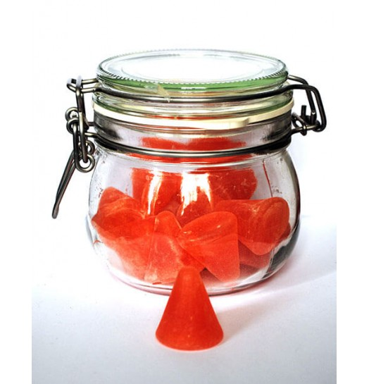 Cuberdons Abricot