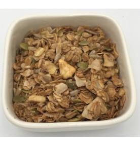 Granola amande/noix de pécan